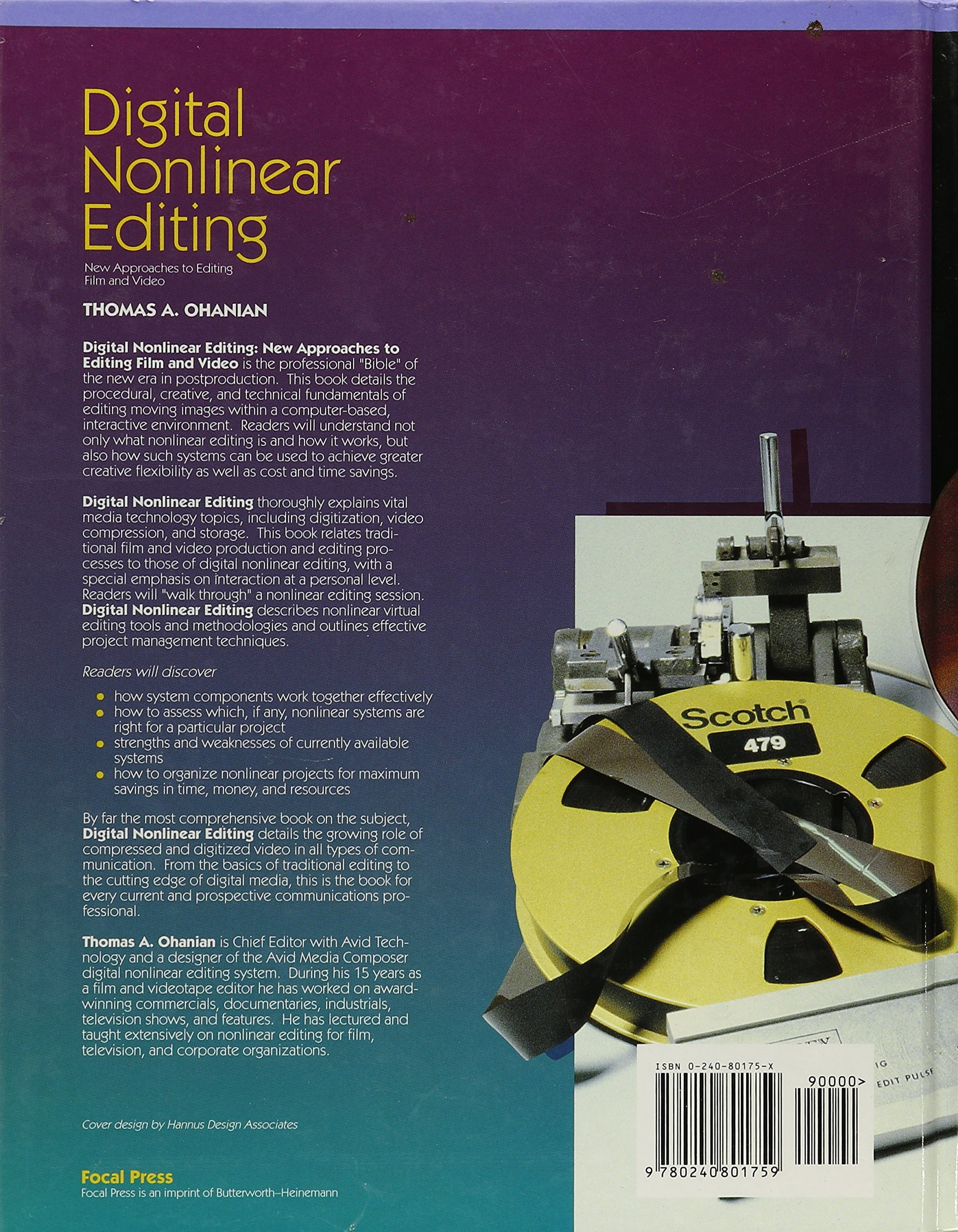 Buy Digital Nonlinear Editing New Approaches To Editing Film And