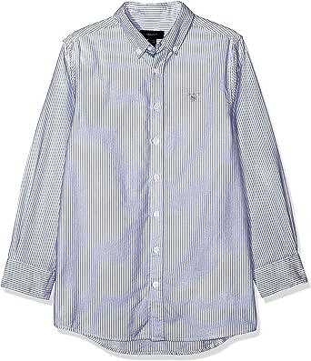 GANT Archive Oxford Stripe BD Shirt Blusa para Niños