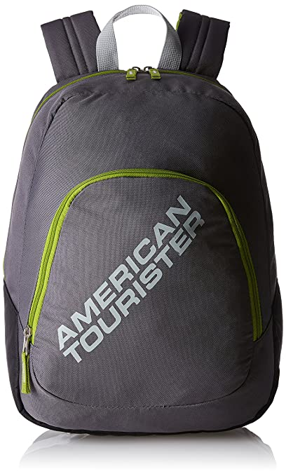 12986ef98d Image Unavailable. Image not available for. Colour  American Tourister  Jasper 13 Ltrs Black Kids Backpack (5-7 Years Age)