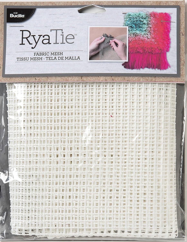 Tela De Malla Bucilla Ryatie, 1 Pieza De 60 Cm X 75 Cm