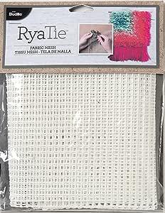 "Bucilla Ryatie Mesh Fabric, One 24""x30"" Piece of 4 Ct. mesh Fabric"