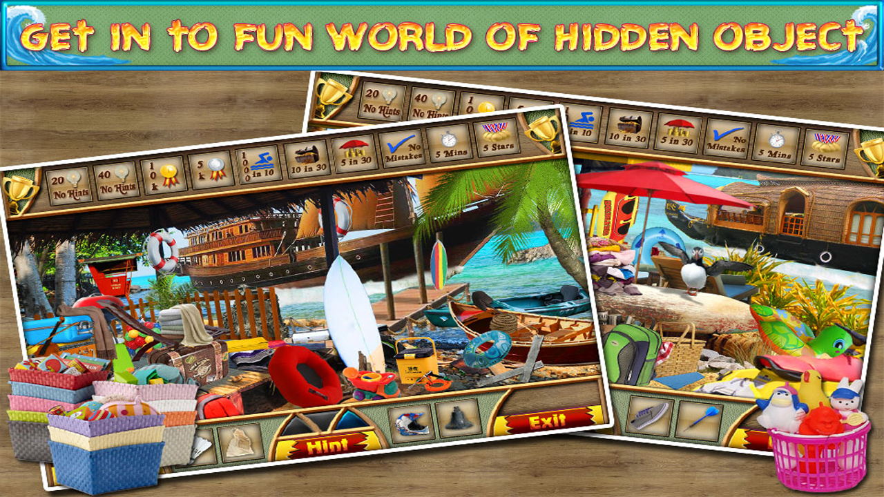 Most Played Hidden Object Games