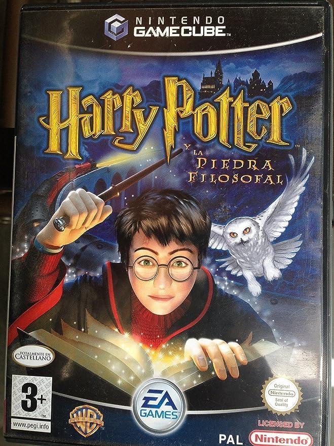 Harry Potter y la Piedra Filosofal -Game Cubo-: Amazon.es: Videojuegos