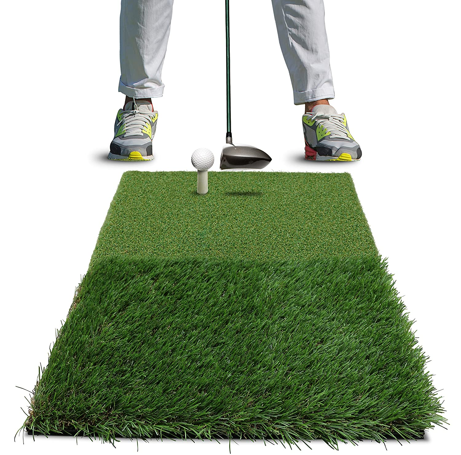 mat these mats ball indoor practice durapro perfect driving golf green chipping pin hitting swing for net and putting striking aids