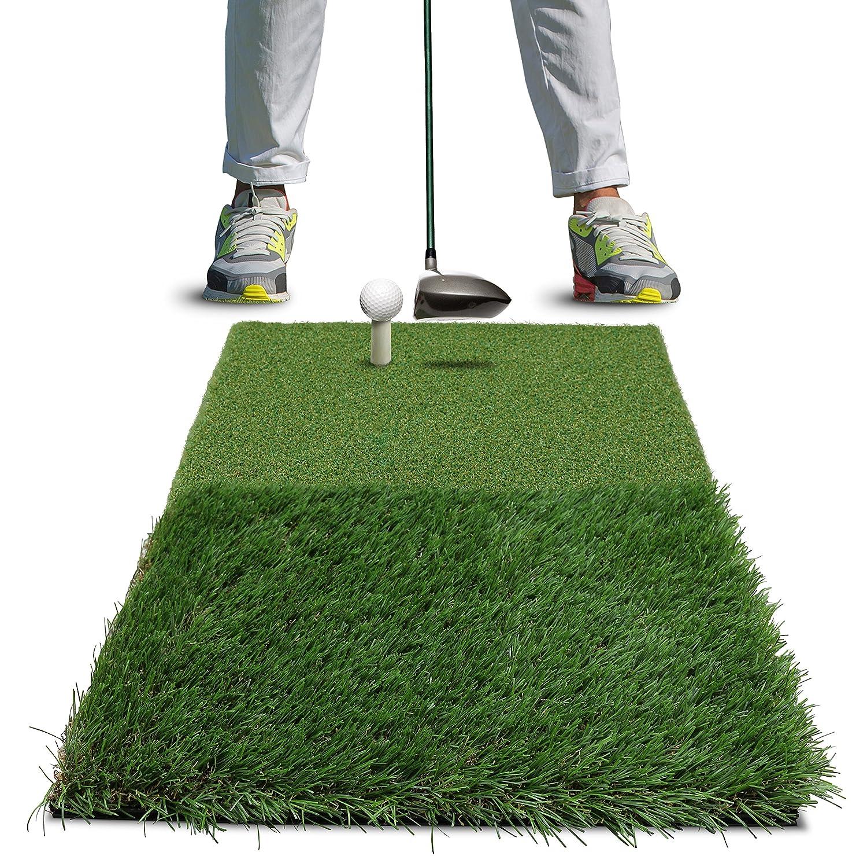 golf dispenser youtube teeup mat no power automatic durapro watch ball machine mats