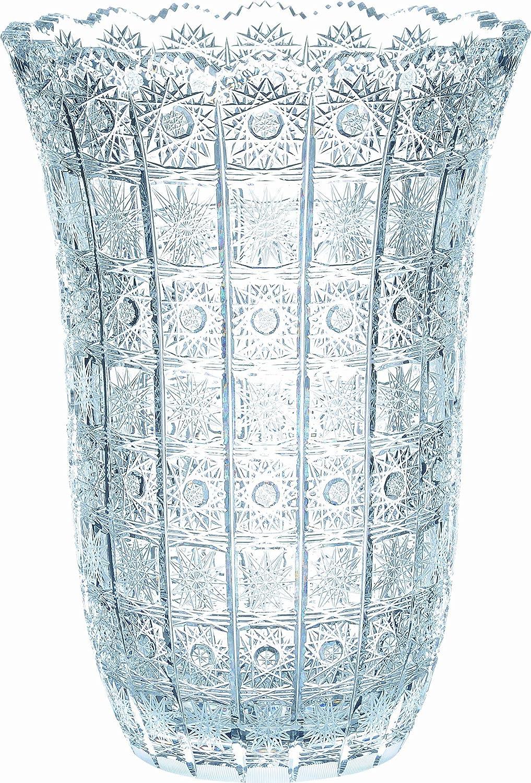 ラスカボヘミア 500PK 花瓶 58210/500/8 B00DTMD12A