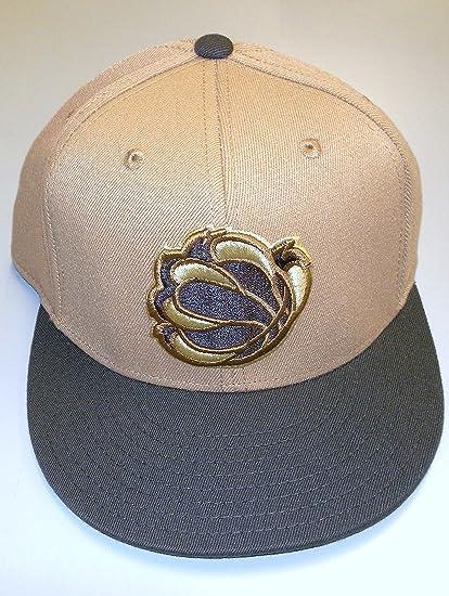8275d1f13fbb0 Amazon.com : Memphis Grizzlies Flex Flat Bill Adidas Hat Size 7 1/4 ...