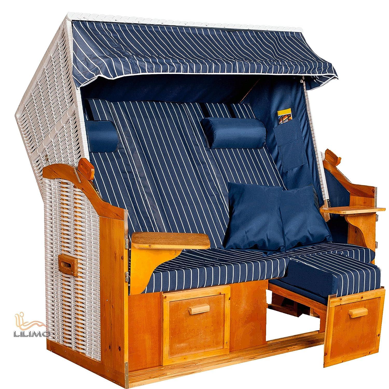 strandkorb h llen blau rugbyclubeemland. Black Bedroom Furniture Sets. Home Design Ideas