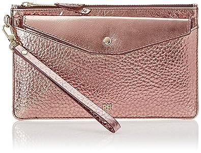 PEDRO DEL HIERRO 1112430, Sacs menotte femme, Rosa (Pink), 4x6x12.5 cm (W x H L)