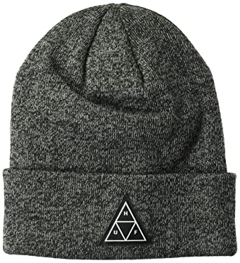 8c6d30efcf5 HUF Men s Triple Triangle Beanie Hat