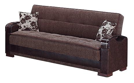 Amazon Com Beyan Hartford Collection Convertible Folding Sofa