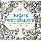Escape to Wonderland: A Colouring-Book Adventure