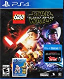 Playstation 4 - LEGO Star Wars: The Force Awakens With Exclusive Topps LEGO Star Wars Galactic Connexions Trading Disc…