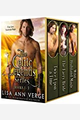 The Celtic Legends Series: Boxed Set Kindle Edition