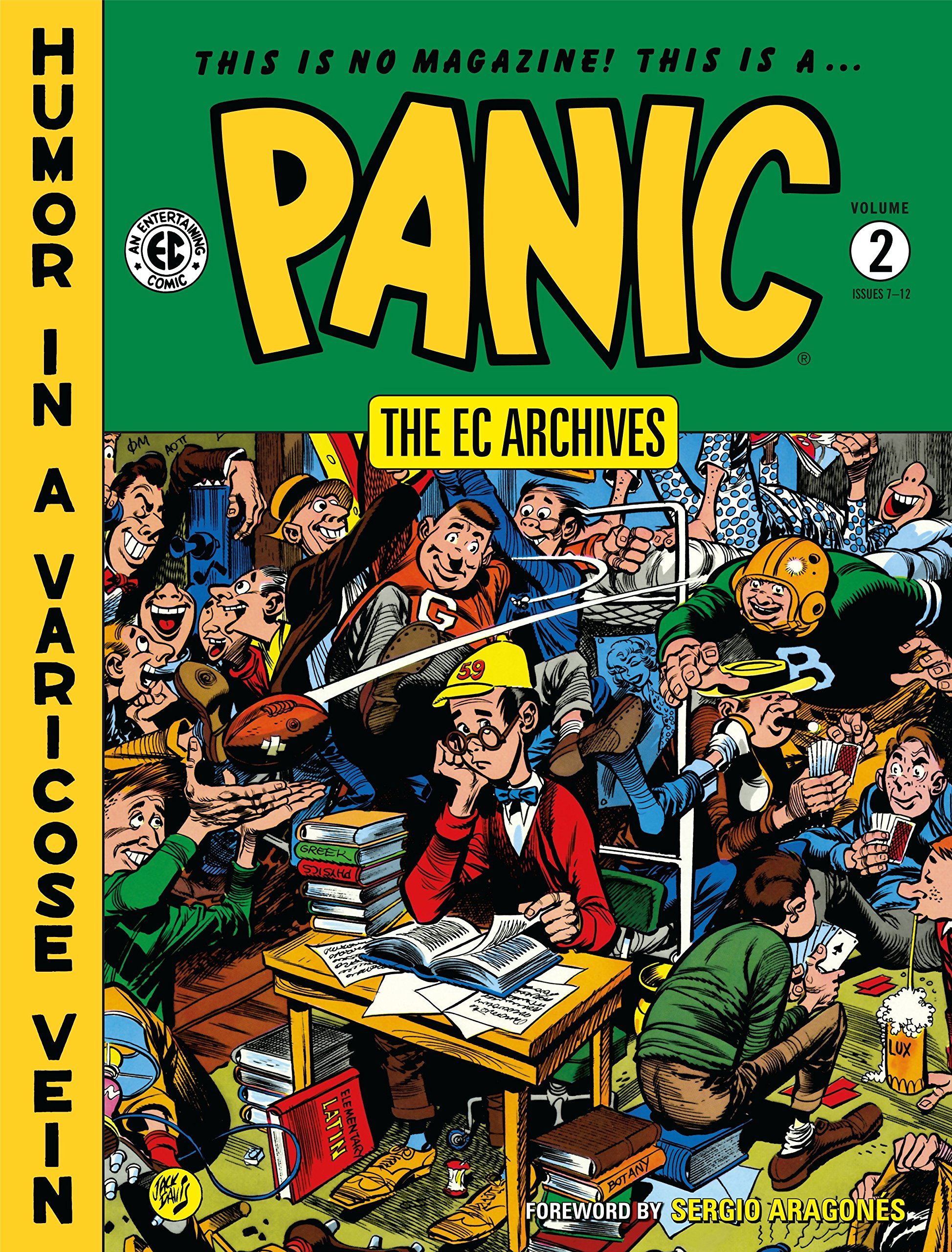 The EC Archives: Panic Volume 2 by Dark Horse Books