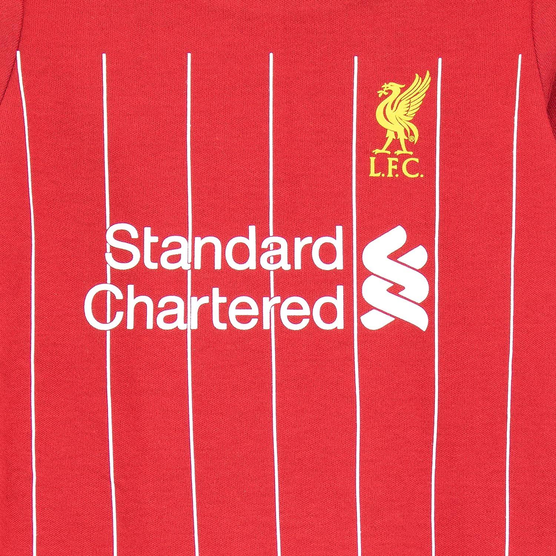 Premier League Pijama Entera para Ni/ños Beb/és Liverpool FC