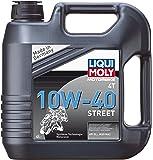 Liqui Moly 1243 Calle 4T Engine Oil 10W-40