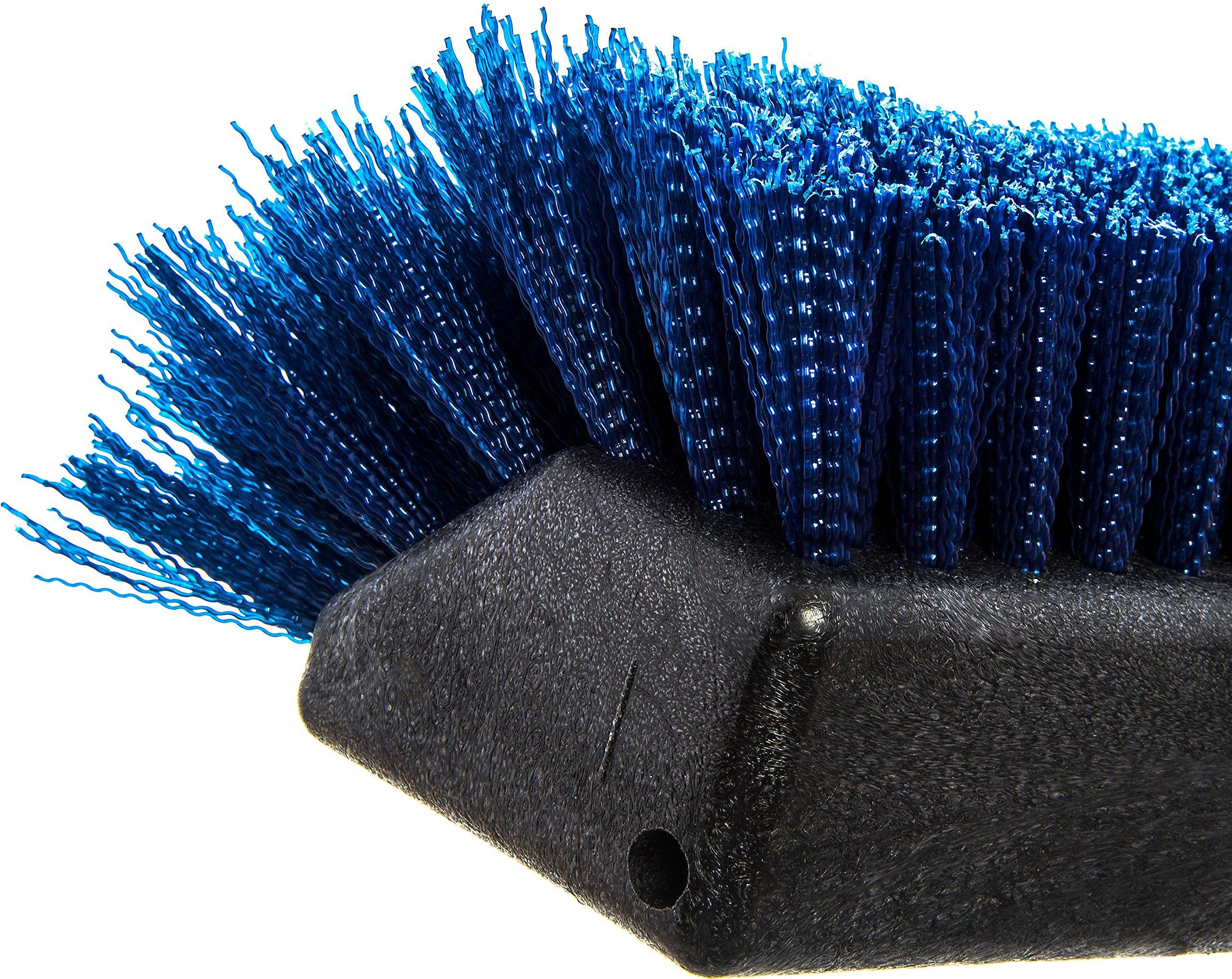 Carlisle 4042514 Commercial Boot 'N Shoe Brush Replacement, Blue (Pack of 12) by Carlisle (Image #3)