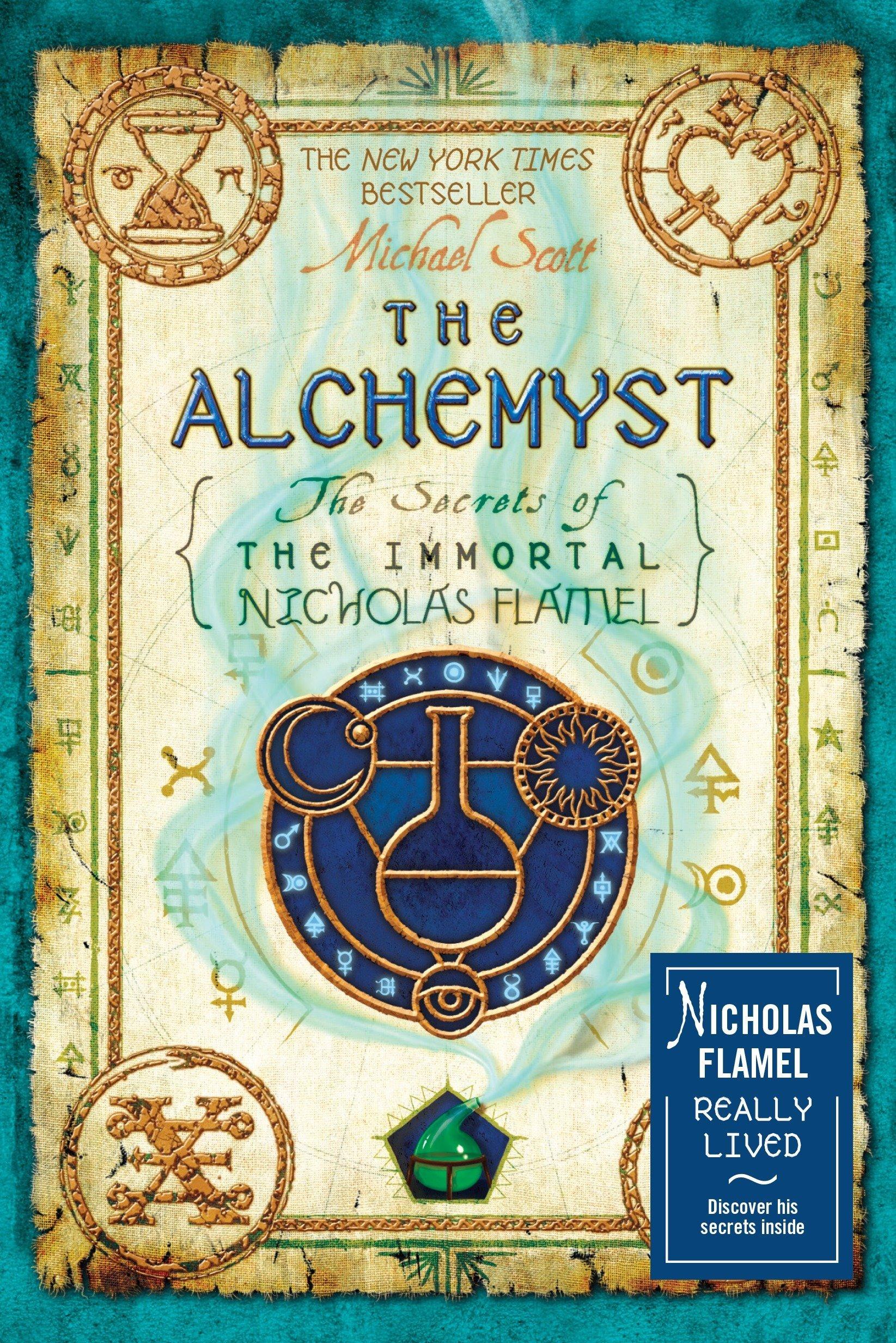 The Alchemyst: The Secrets of the Immortal Nicholas Flamel pdf