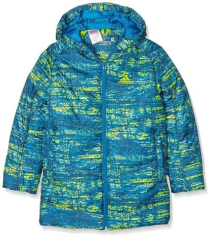 Veste Sports Enfant Jkt Yb Multicolore Pad Et Aop Adidas vZpqx