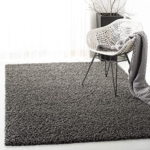 Safavieh Athens Shag Collection SGA119C 1.5-inch Thick Area Rug