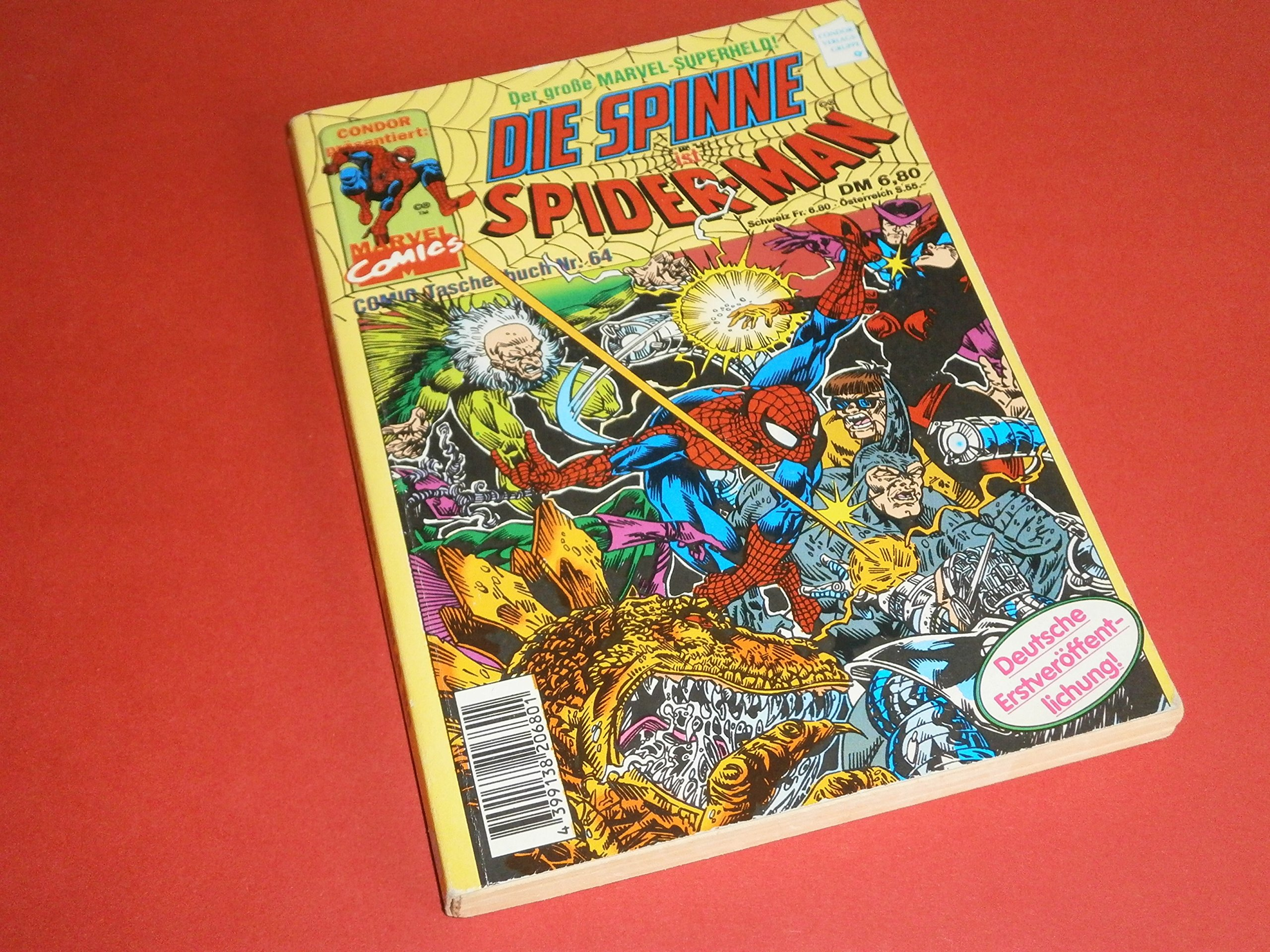 Die Spinne. Spiderman. ( Spider-Man - Marvel Comics )