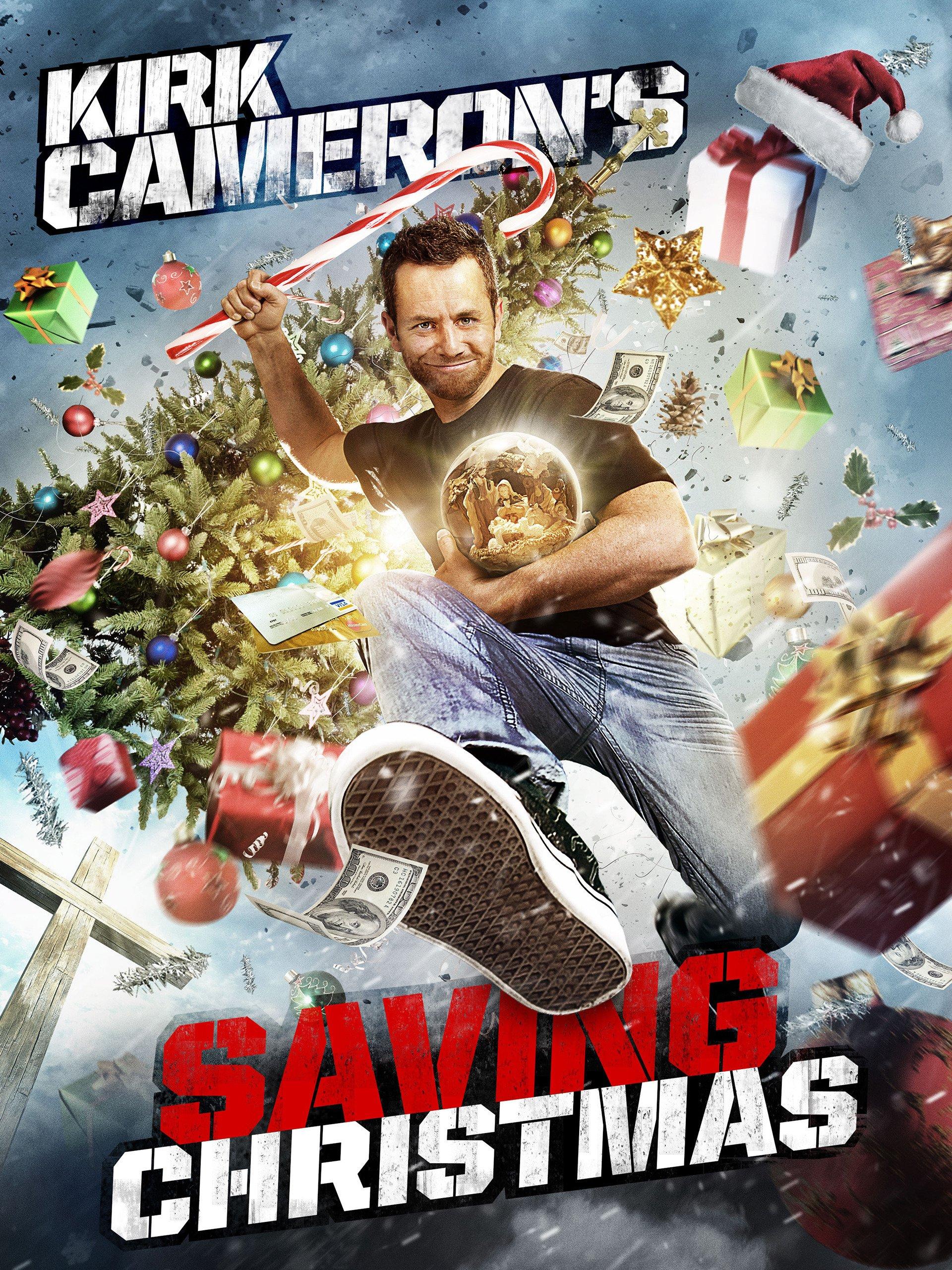 Amazon.com: Saving Christmas: Kirk Cameron, Darren Doane: Amazon ...
