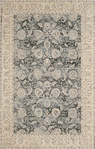 Safavieh Classic Vintage Collection CLV306A Area Rug, 8 x 10 , Cream Grey