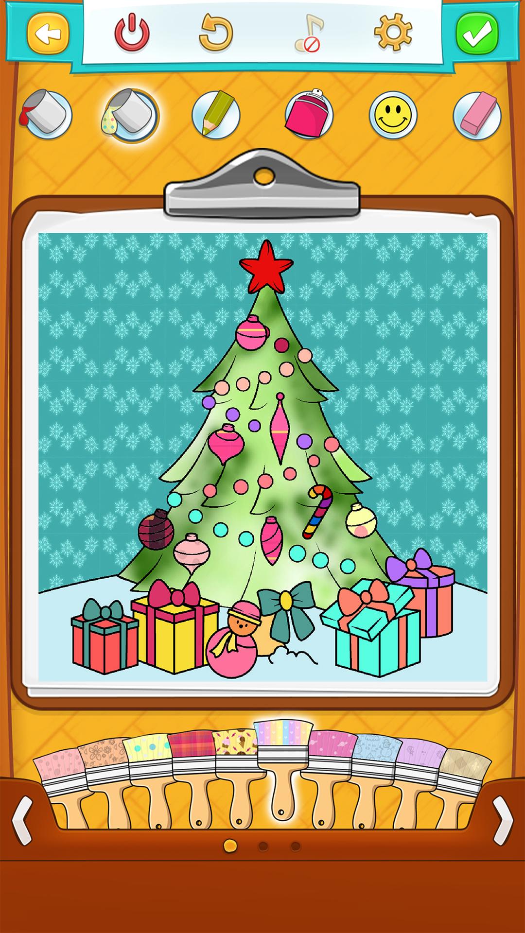 Desenhos de Natal para Colorir: Amazon.com.br: Amazon Appstore
