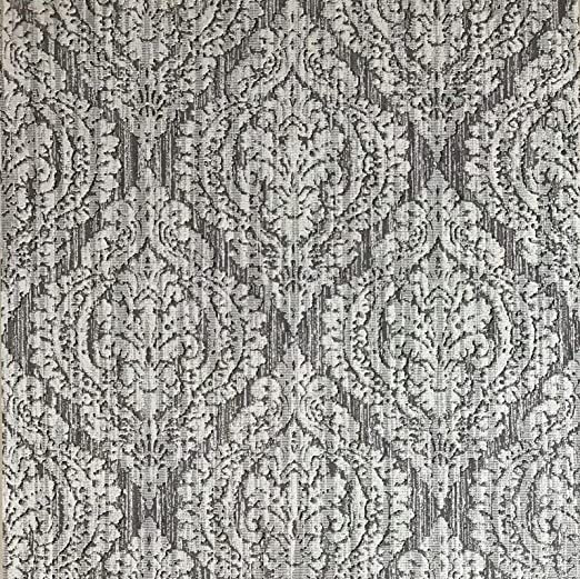 Wallpaper rolls gray vintage newspaper textured wall coverings 3D modern Kitchen