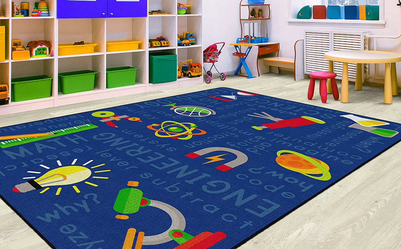 Flagship Carpets FE439-44A Stem Blue