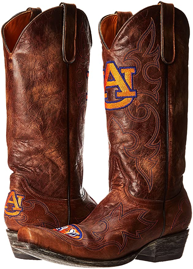 3c3f528ae9d NCAA Auburn Tigers Men's Gameday Boots