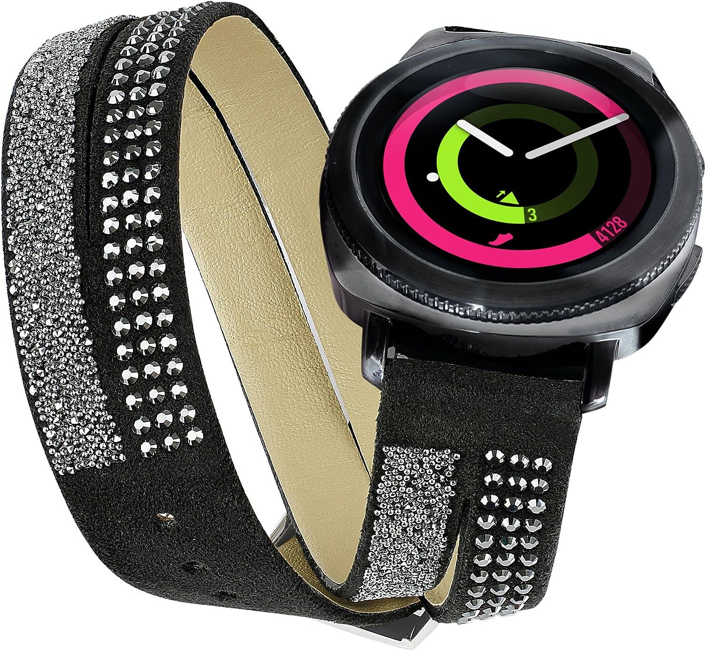 Samsung gp-r732sweeadb Smartwatch Reemplazo Banda para Gear ...