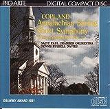 Copland: Appalachian Spring / Short Symphony/ Ives: Symphony No. 3