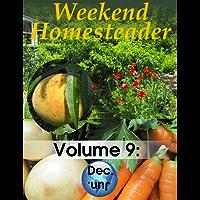 Weekend Homesteader: December (English Edition)