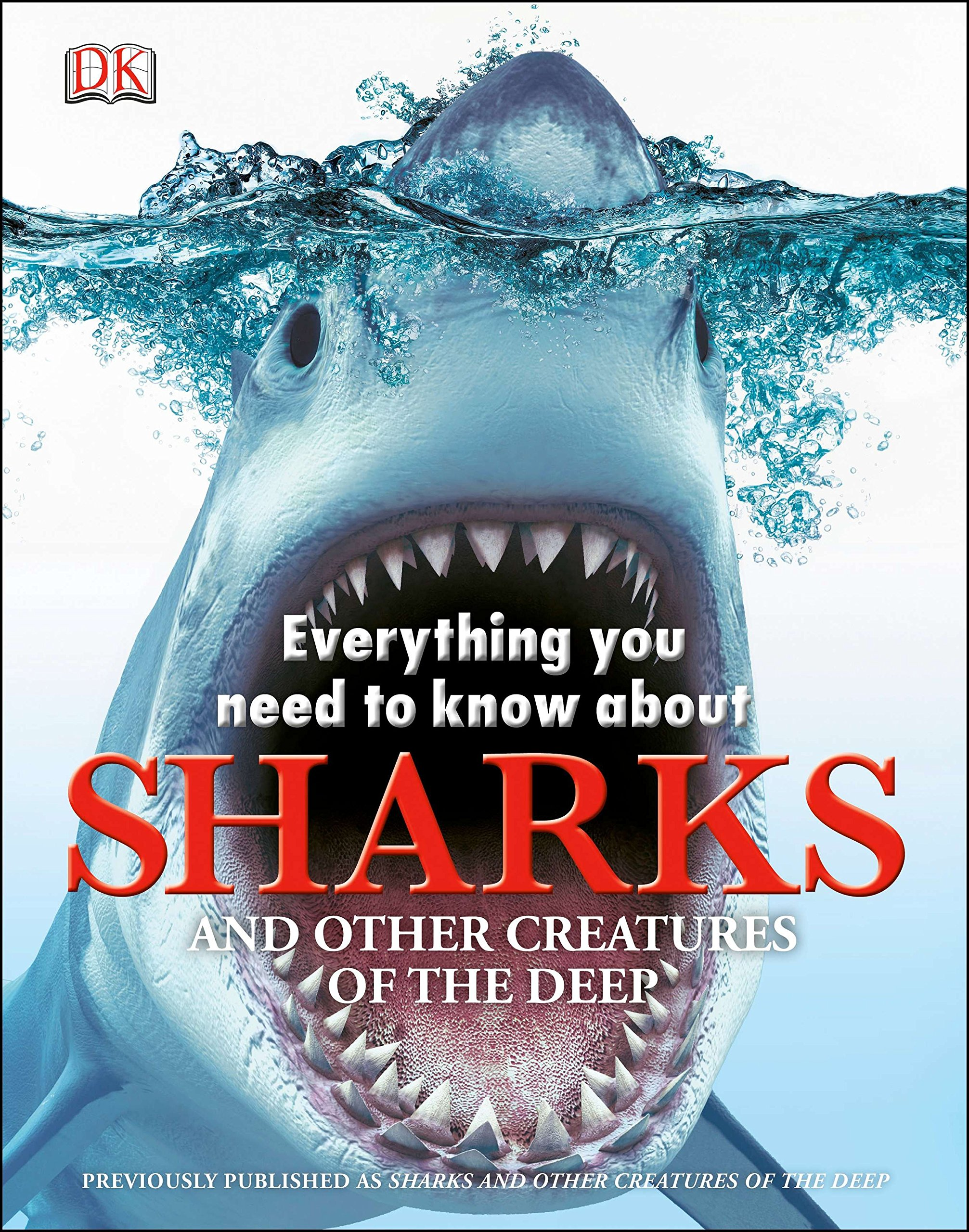 Download Everything You Need to Know About Sharks pdf epub