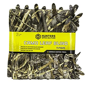 mpn specialties xtra hunters mesh camo realtree polyester x product hunter material blinds s blind