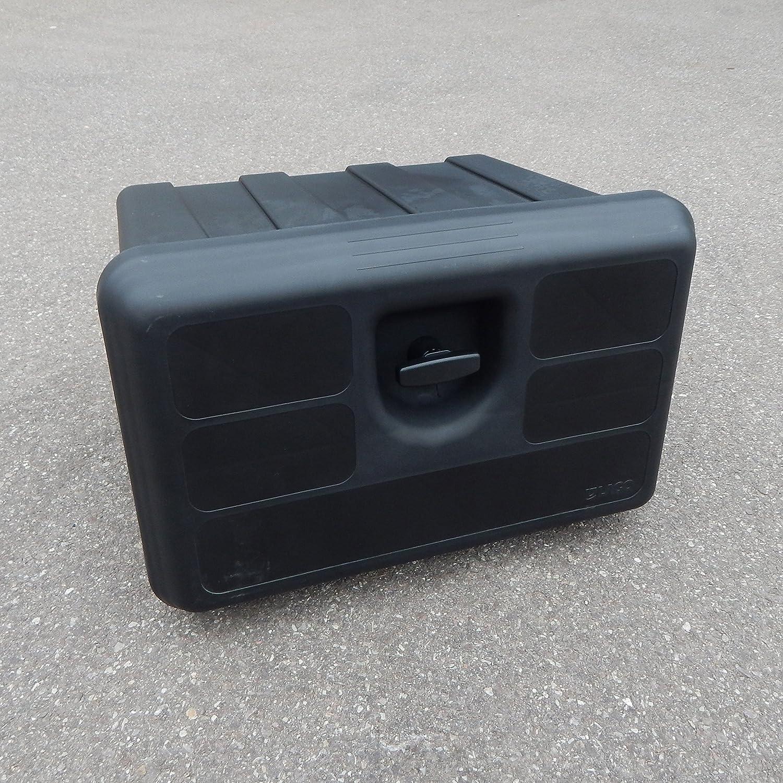 Baúl de herramientas de plástico inyectado L 800H 500P 470