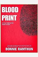Blood Print (A Templeton-Stone Novella Book 1) Kindle Edition