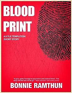 Blood Print (A Templeton-Stone Novella Book 1)