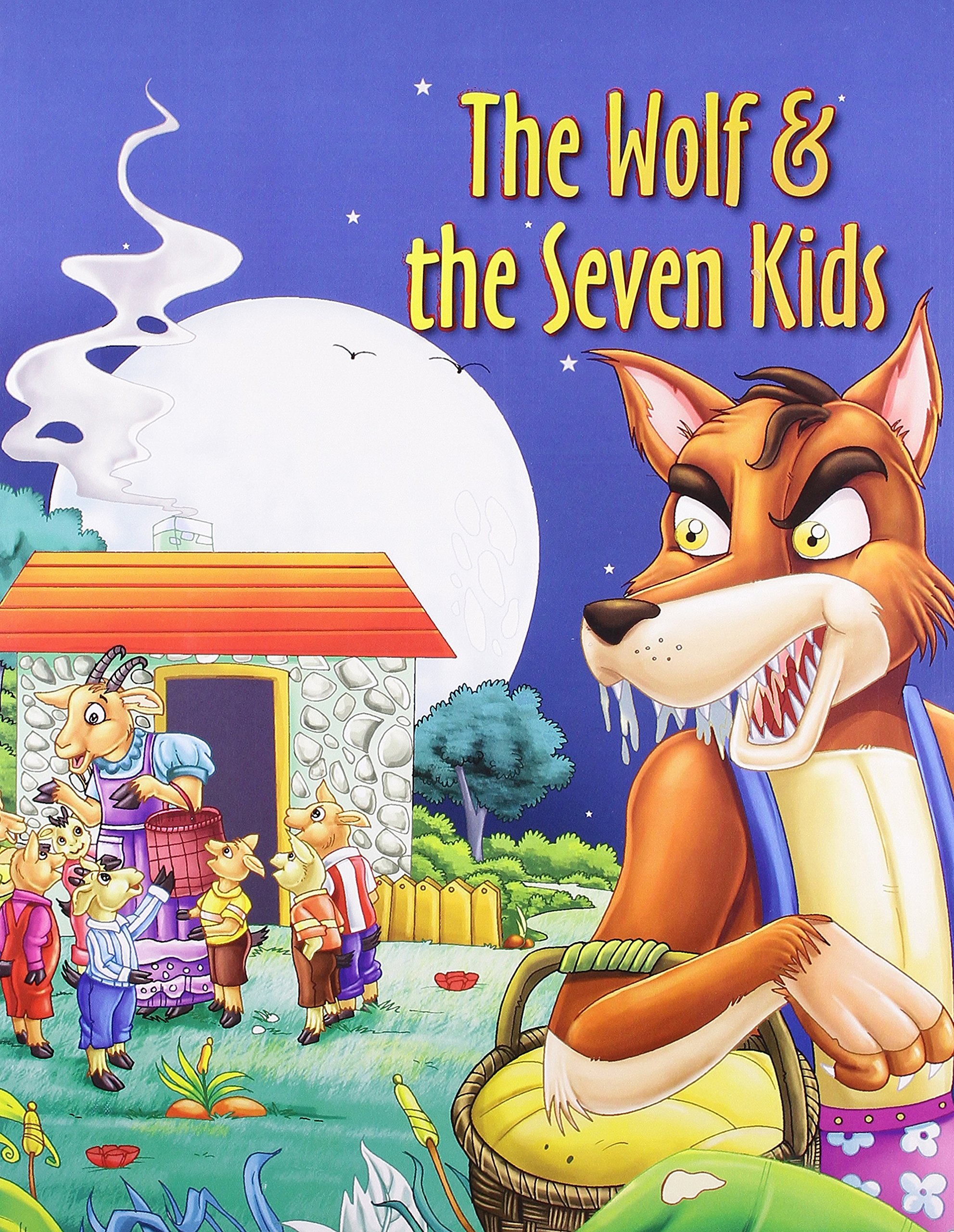 Download Wolf & the Seven Kids PDF