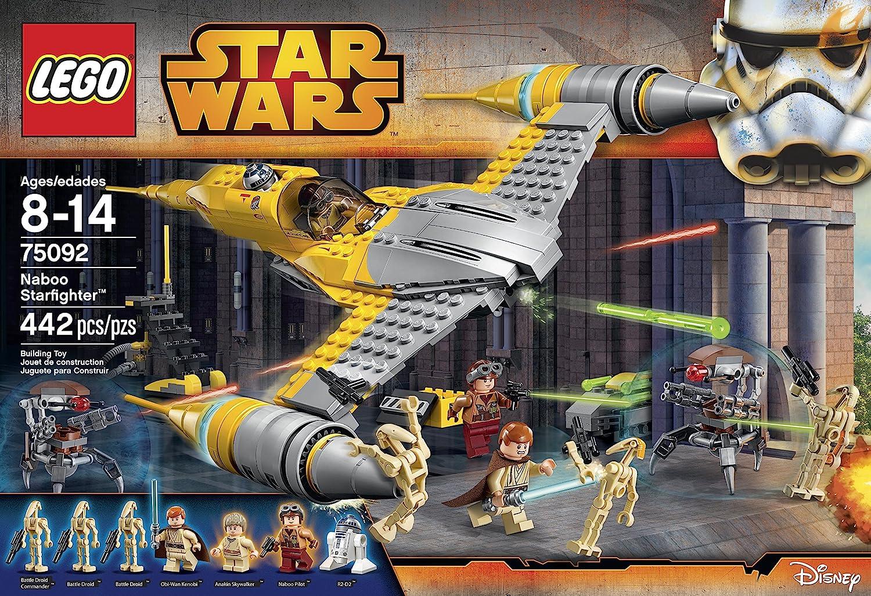 LEGO STAR WARS Obi Wan Kenobi MINIFIG new from Lego set #75092