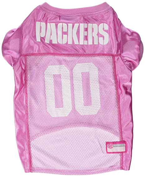 the latest ac1bb 53e8b Pets First NFL Pink PET Apparel. Jerseys & T-Shirts Dogs & Cats Available  in 32 NFL Teams & 4 Sizes. Licensed, Cute pet Clothing All NFL Fans