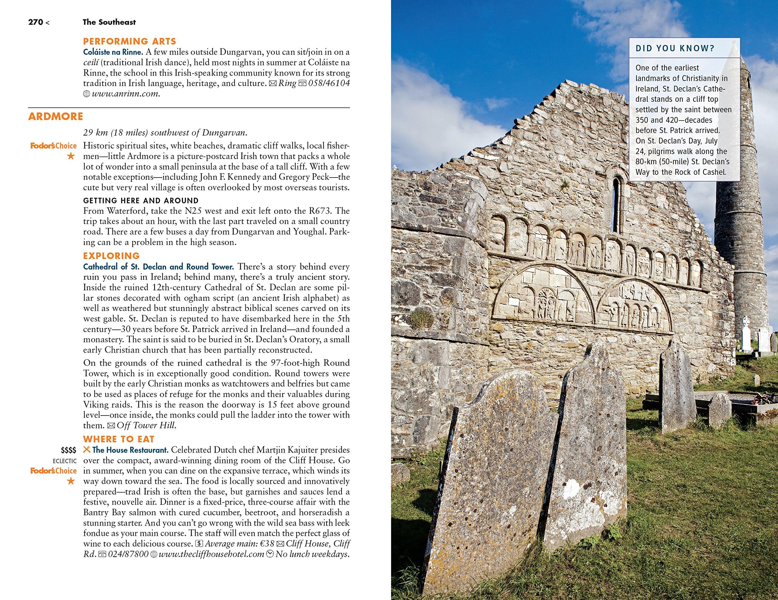 Fodor\'s Essential Ireland (Full-color Travel Guide): Amazon.co.uk ...