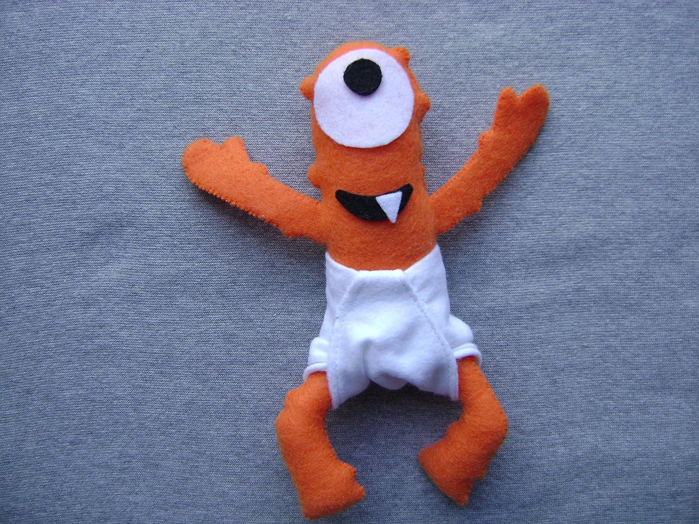 Cyclops Baby in a Diaper, Baby Gogo