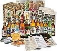 """'""""Biere del mondo confezione regalo + +-Info + + Tasting istruzioni + + birra coperchio. Regalo per compleanno/Natale/Festa Del Papà. Il regalo bellissimo e speciali"""