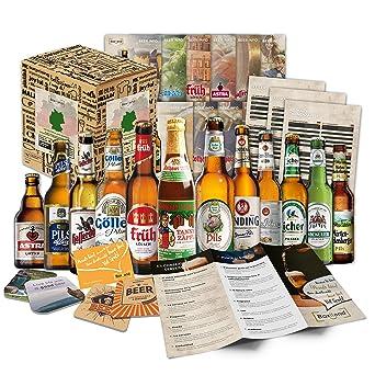 Geschenkbox Mit Bier Weihnachtsgeschenkidee Fur Eltern