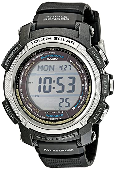 Casio PAW2000-1 Hombres Relojes