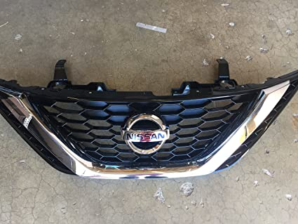 Amazon com: NEW OEM NISSAN SENTRA 2016-2018 FACTORY GRILLE ASSEMBLY