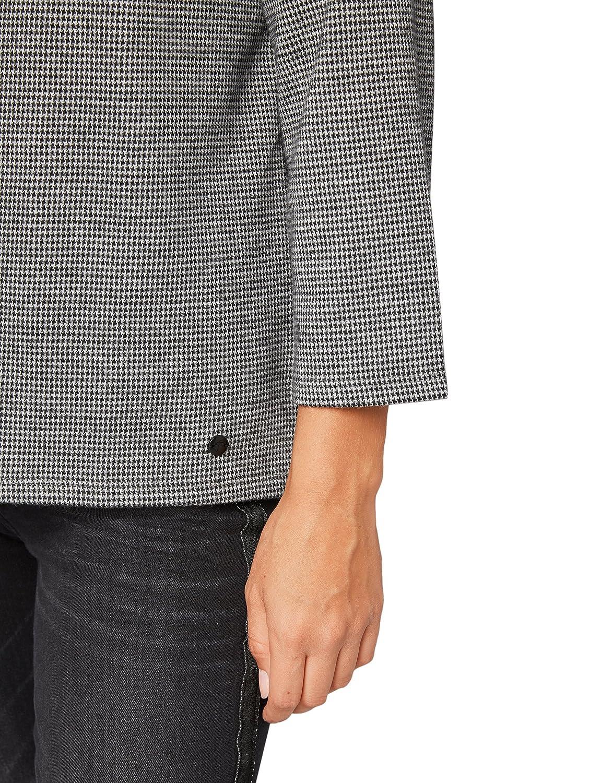 TOM TAILOR Damen Weiches Oversize Sweatshirt